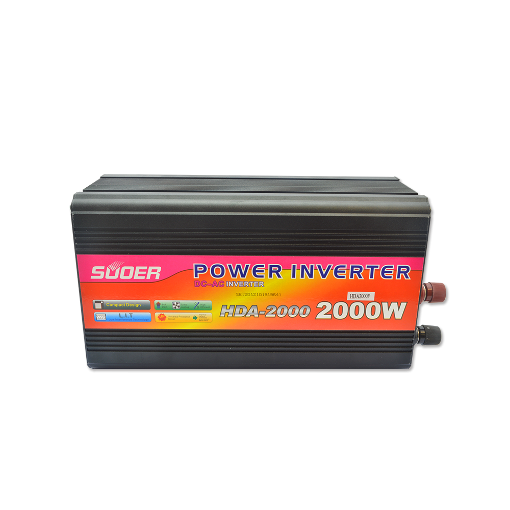 Suoer inverter 48v 220v 2000w power inverter