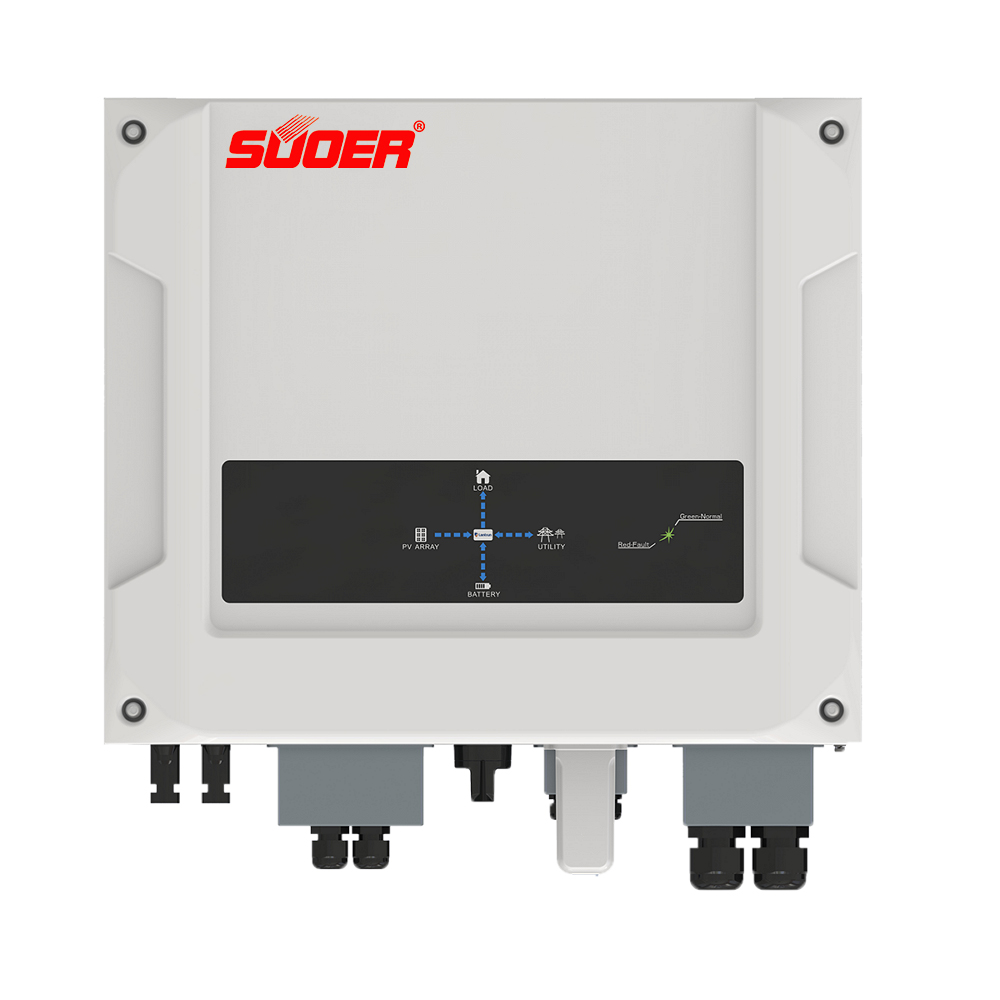On/Off Grid Hybrid Storage Inverter - HSI-5000