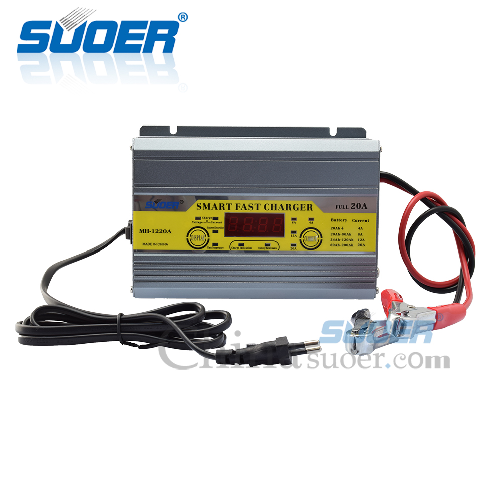 AGM/GEL Battery Charger - MH-1220A