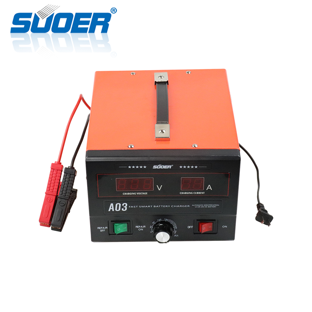 AGM/GEL Battery Charger - A03-1204